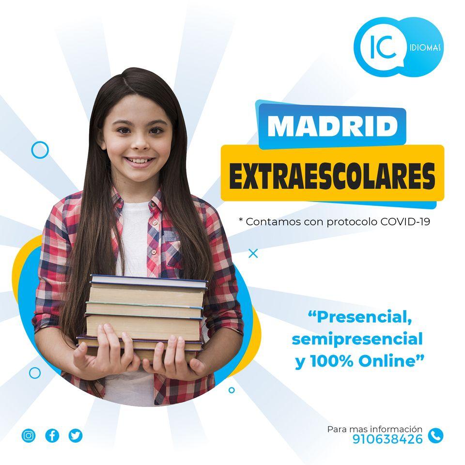 academia de inglés Madrid