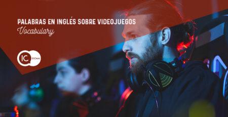 vocabulario de ingles videojuegos